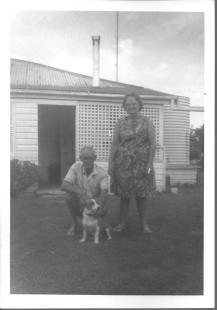 Uncle Dick and Aunty Vene - grandparents of the Boggabilla Julie Adams