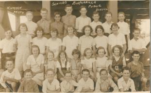 Boggabilla Seniors - 1937-38 possibly