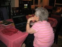 Keeping tabs on the grandkids via Facebook