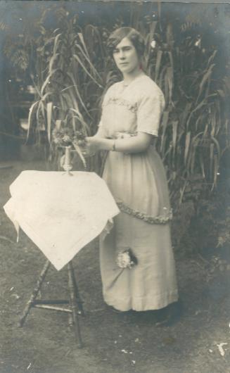 Mary Ethel May Adams possibly 1915-20