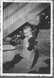 Michael Barry- nephew of Ross Adams 1950s died 1955
