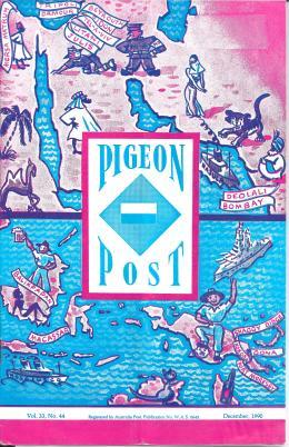 2/16th Pigeon Post