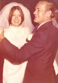 Ross and Kerrie - Wedding Day Dec 15 1973 Bridal Waltz