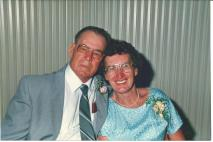 Ross Joan Daryl Jenny Wedding 1986