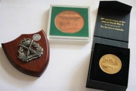 War Service Commemorative items 2