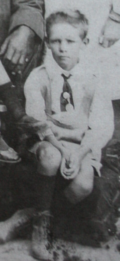 Frederick John Ted Adams c 1919