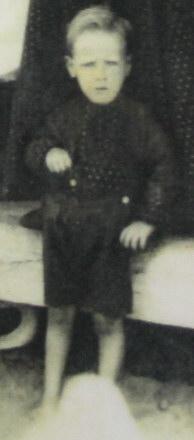 Frederick John Ted Adams c 1915