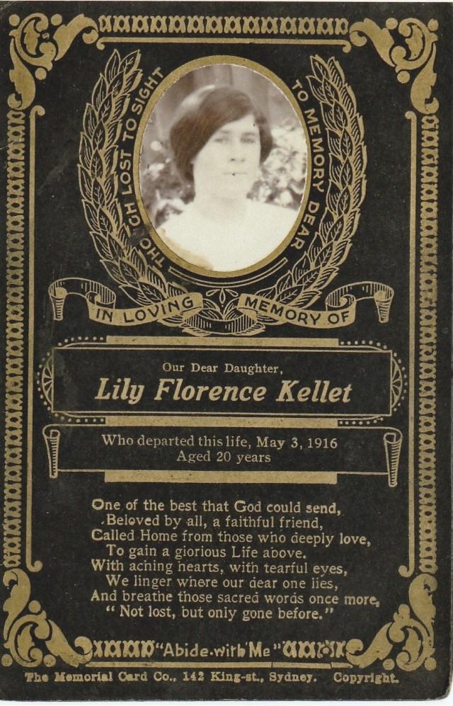 Lily Kellet