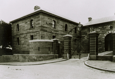 Maitland_Gaol_Governors_House